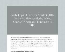 ตลาดทั่วโลกและประเทศจีนตู้แช่เกลียว 2016: ขนาดอุตสาหกรรมการวิเคราะห์ราคาหุ้นการเจริญเติบโต