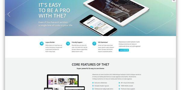 ธีม Premium WordPress สำหรับการสร้างการออกแบบเว็บไซต์ระดับมืออาชีพของคุณ