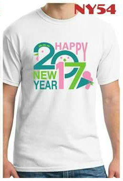24-T-shirts To Bring In The New Year